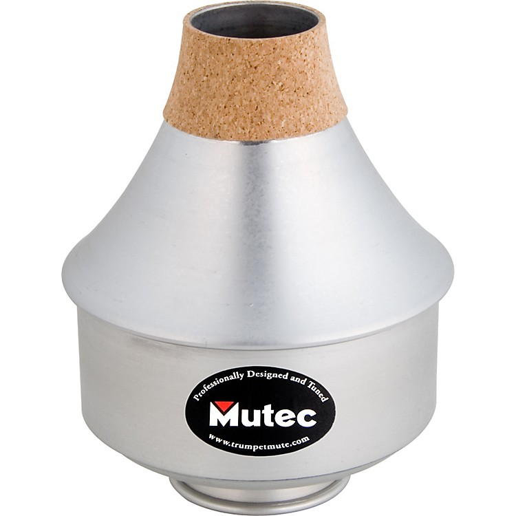 MutecMHT123 Large Aluminum Trumpet Wah-Wah Mute