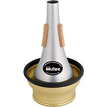 Mutec MHT147 Brass Adjustable Trumpet Cup Mute