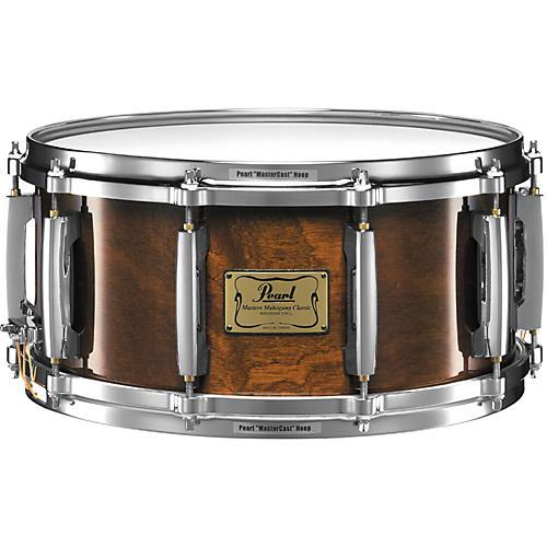 Pearl MHX Masters Mahogany Snare Drum-thumbnail