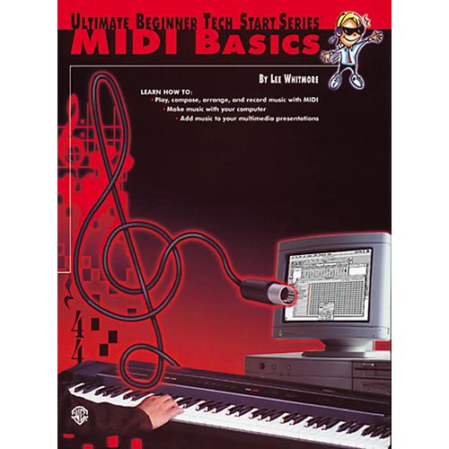Alfred MIDI Basics Book
