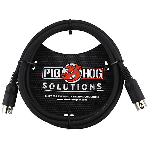 Pig Hog MIDI Cable (6 ft.) 6 ft.