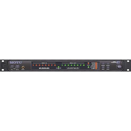 MOTU MIDI Express XT USB
