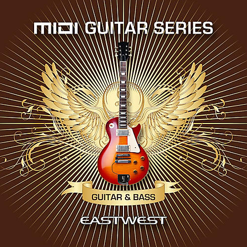 EastWest MIDI Guitar Series Vol 4: Guitar and Bass-thumbnail