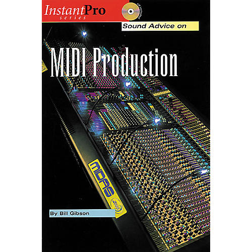 Hal Leonard MIDI Production (Book/CD)-thumbnail