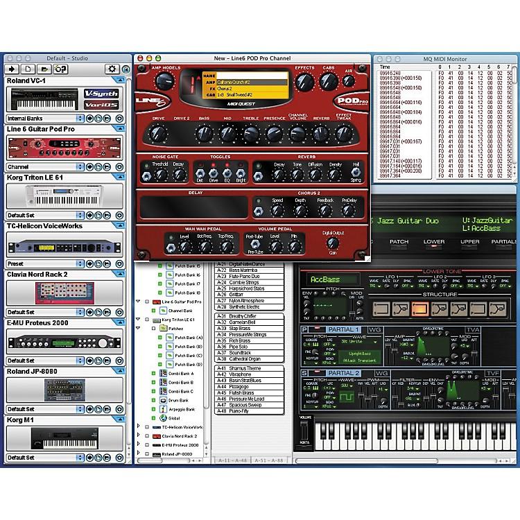 Sound QuestMIDI Quest 10