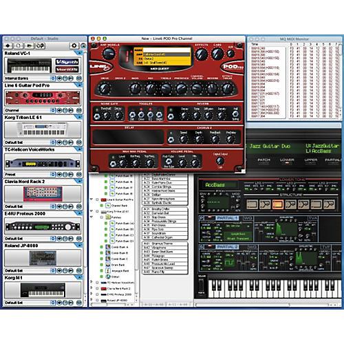 Sound Quest MIDI Quest XL 10