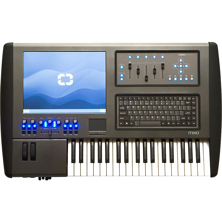 Keyboard Workstation Workflow : open labs miko lx4 2 4ghz core2quad keyboard workcenter musician 39 s friend ~ Hamham.info Haus und Dekorationen