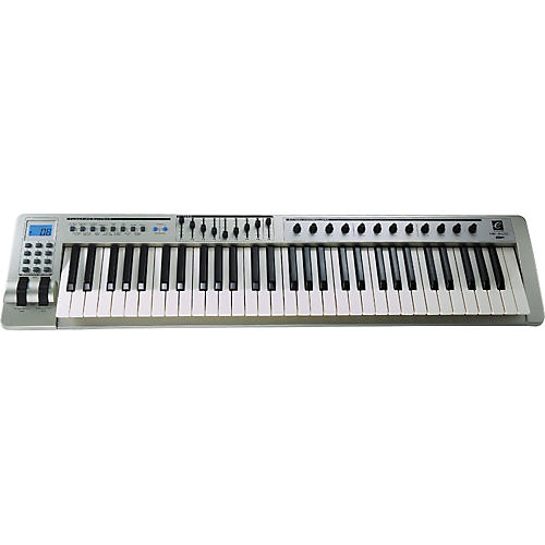 Evolution MK-461C 61-Key Advanced Mobile USB MIDI Controller