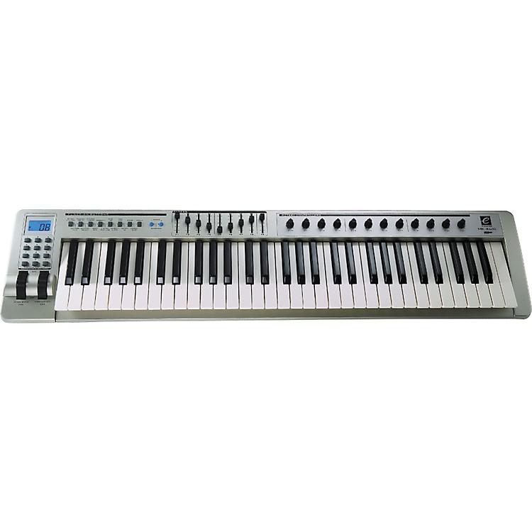 EvolutionMK-461C 61-Key Advanced Mobile USB MIDI Controller