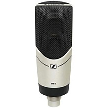 Open BoxSennheiser MK 8 Multi-Pattern Large Diaphragm Condenser Microphone