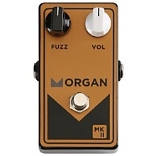 Morgan MKII Professional Fuzz Pedal Level 2 Regular 190839012661