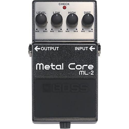 Boss ML-2 Metal Core Distortion Pedal-thumbnail