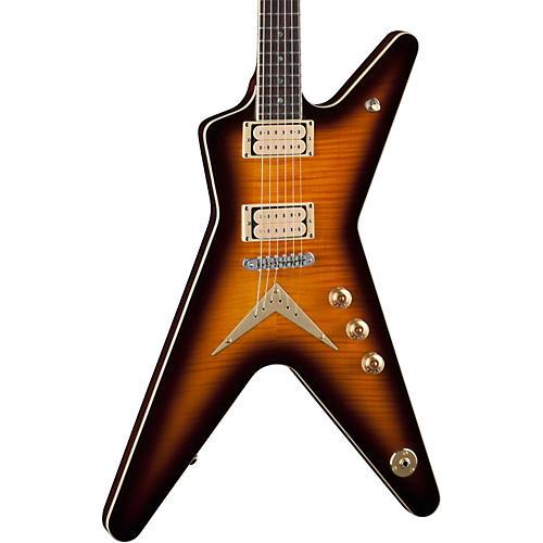 Dean ML Chicago Flame Electric Guitar