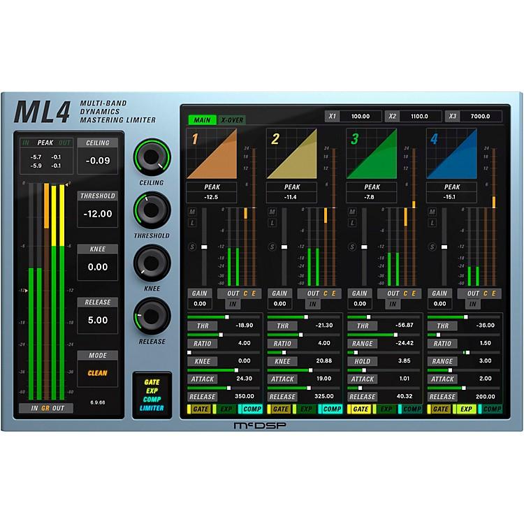 McDSPML4000 Native v5 Software DownloadSoftware Download