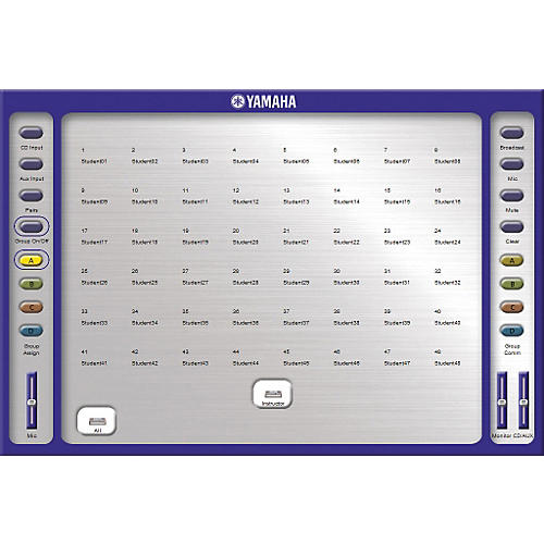 Yamaha MLM Software for LC2