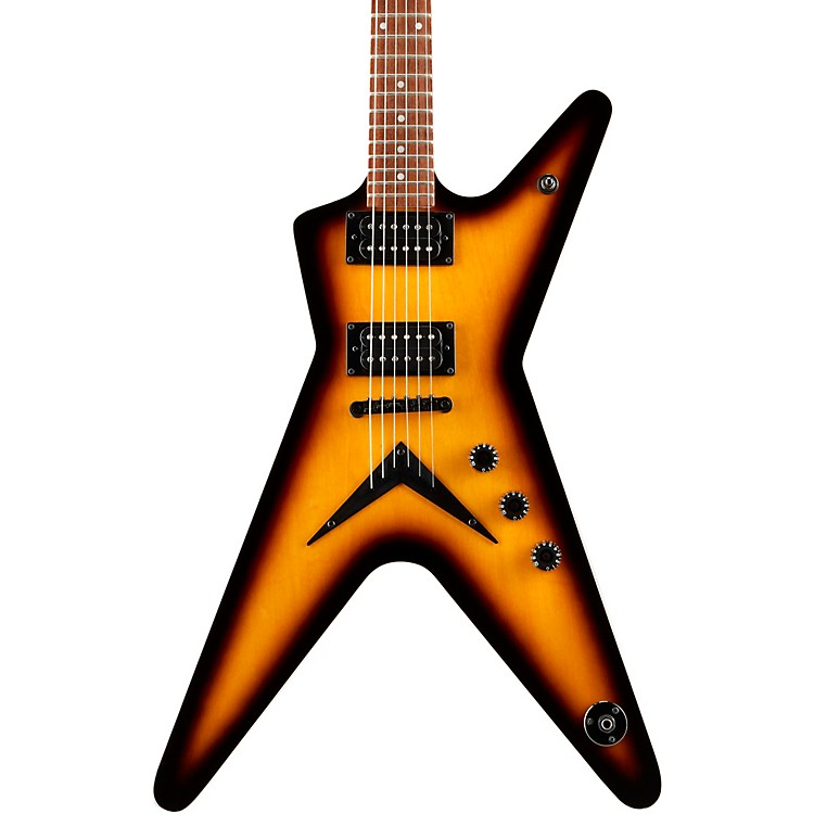 Dean MLX Electric Guitar Trans Brazilia Burst