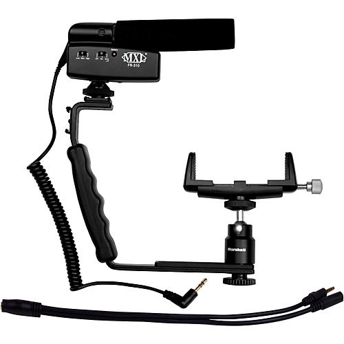 MXL MM-VE001 Mobile Media Videographers Essentials Kit-thumbnail