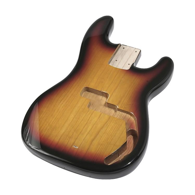 Mighty MiteMM2702 P-Bass Replacement Body - Burst FinishCherry Sunburst