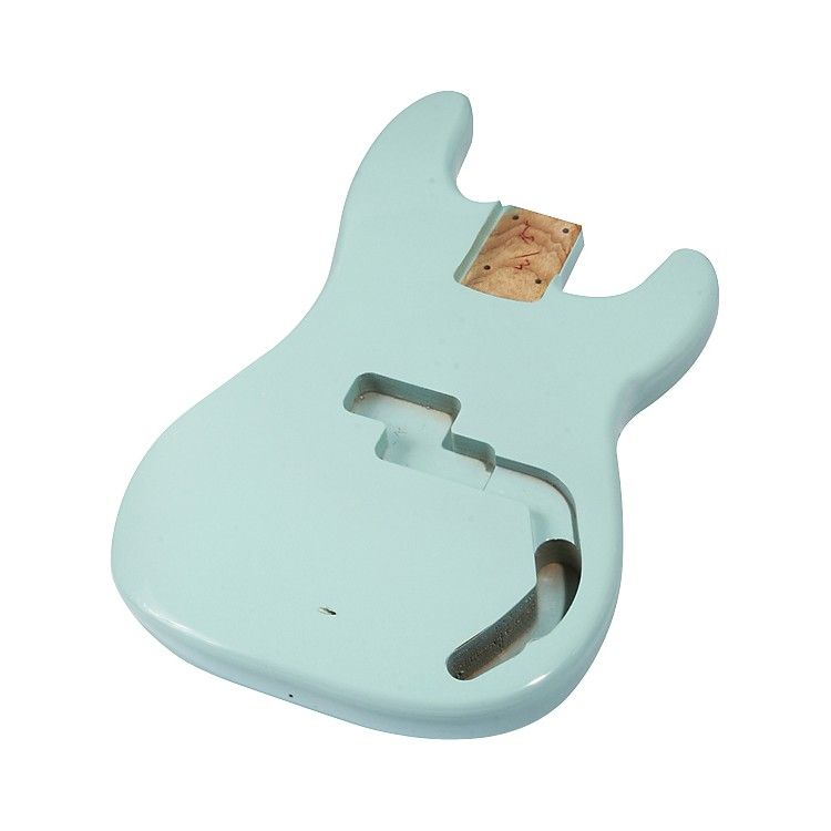 Mighty MiteMM2702 P-Bass Replacement BodyArctic White