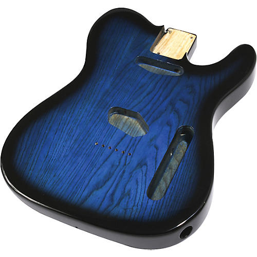 Mighty Mite MM2705 Telecaster Replacement Body - Burst Finish 3-Color Sunburst