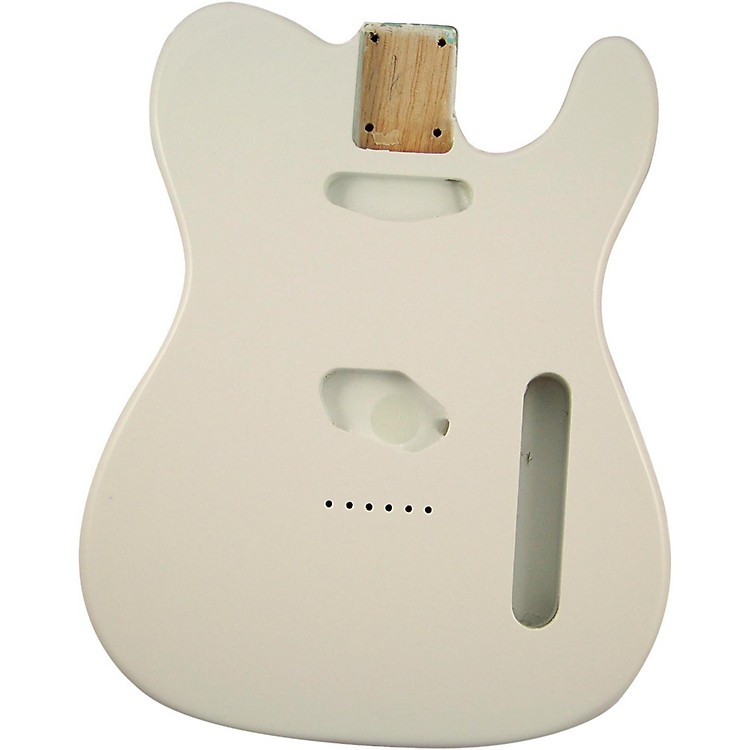 Mighty Mite MM2705 Telecaster Replacement Body Antique White