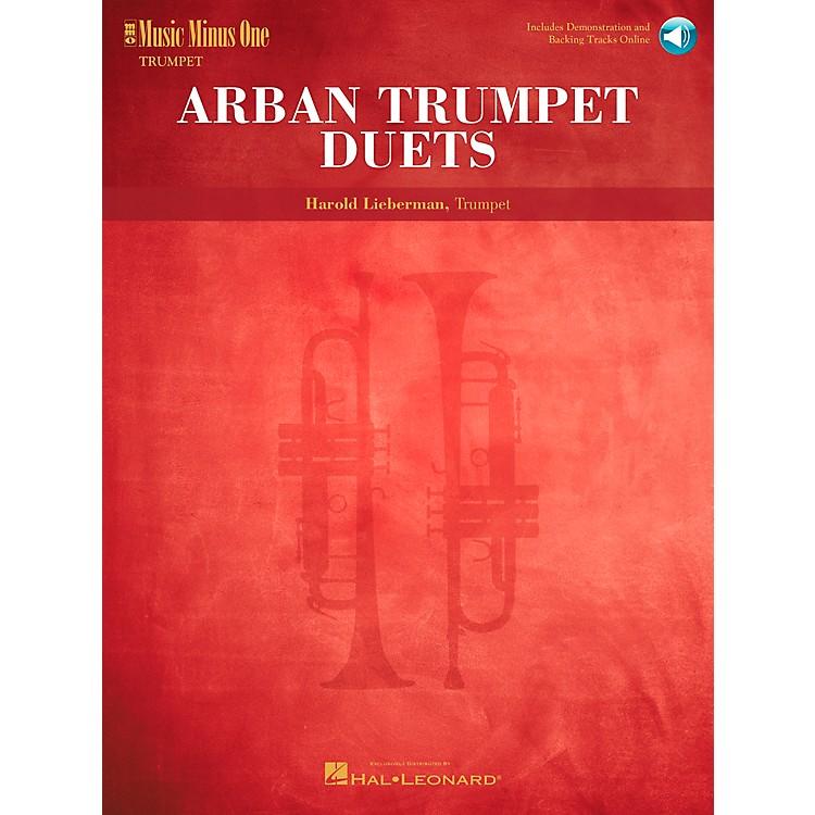 Hal LeonardMMOCD3809 Arbans Trumpet Duets