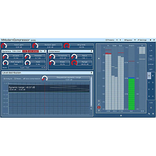 Melda Production MModernCompressor Software Download