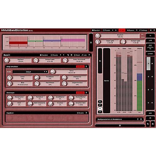 MeldaProduction MMultiBandDistortion Software Download