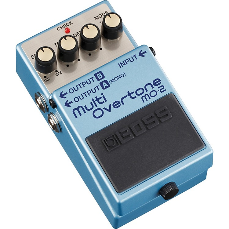BossMO-2 Multi Overtone Guitar Effects Pedal