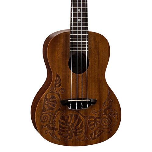 Luna Guitars MO Mahogany Concert Ukulele-thumbnail