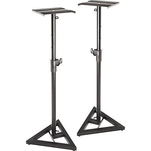 Musician's Gear MONITOR STAND BUY ONE GET ONE FREE-thumbnail
