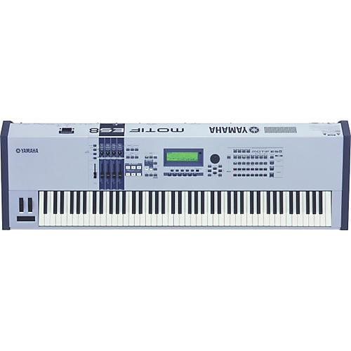 Yamaha MOTIF ES8 88-Key Music Production Synthesizer