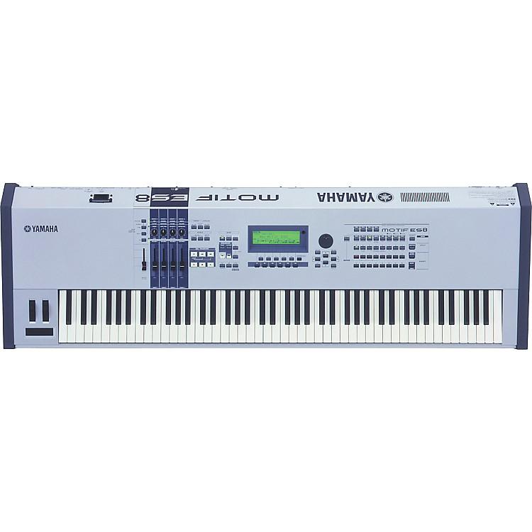 YamahaMOTIF ES8 88-Key Music Production Synthesizer