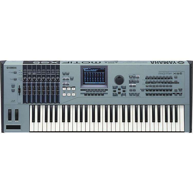 YamahaMOTIF XS6 Music Production Synthesizer Workstation Keyboard