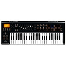 Behringer MOTÖR 49 49-Key USB/MIDI Master Controller Keyboard with Motorized Faders and Touch-Sensitive Pads Level 1 Black