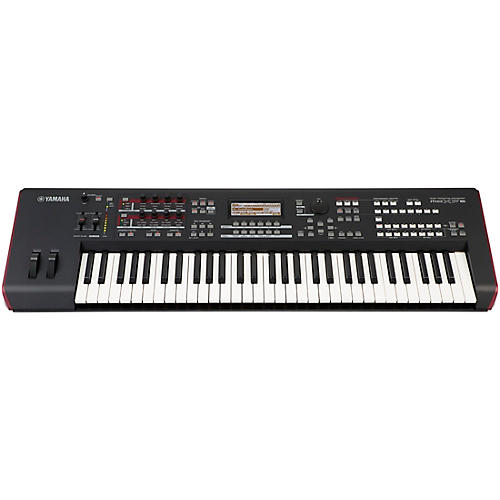 Yamaha MOXF6 61-Key Semi-Weighted Synth-thumbnail