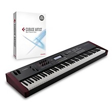 Yamaha MOXF8 88-Key Weighted Synth With Cubase Artist
