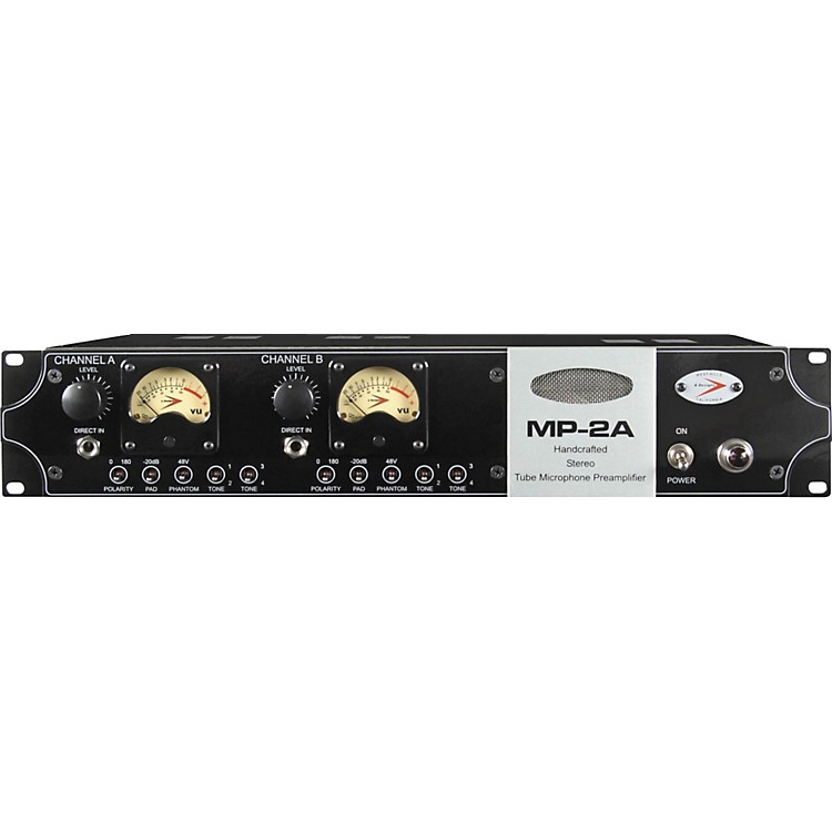 A Designs MP-2A Stereo Tube Microphone Preamplifier