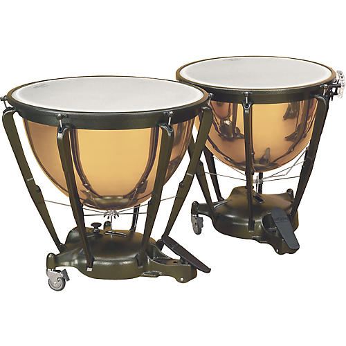Majestic MP02AP Timpani Symphonic Series 26 & 29 Inch Set-thumbnail