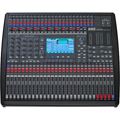 BBE MP24M 24-Channel Digital Mixer