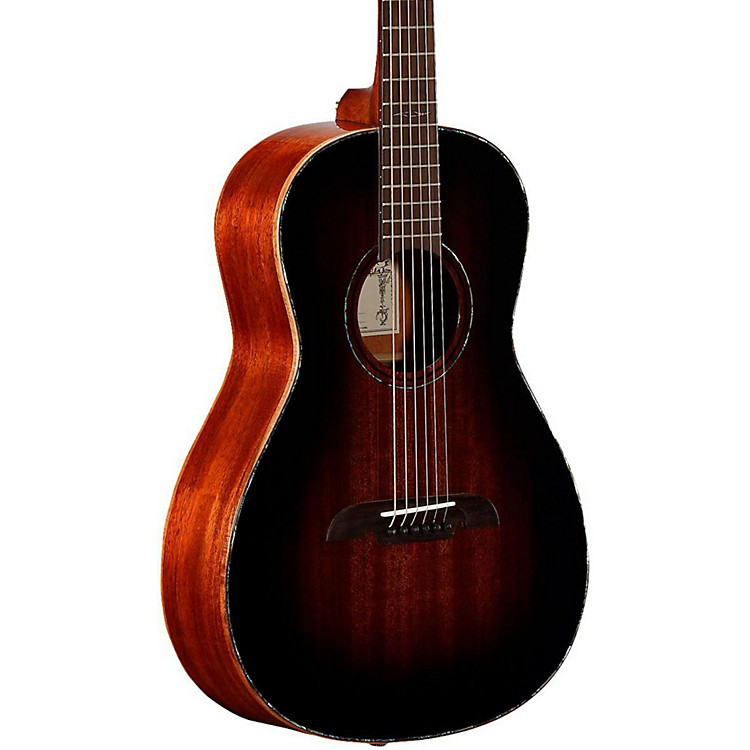 alvarez mpa66 masterworks parlor acoustic guitar shadowburst musician 39 s friend. Black Bedroom Furniture Sets. Home Design Ideas
