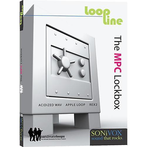 Sonivox MPC Lockbox Drum and Rhythm Loop Collection-thumbnail