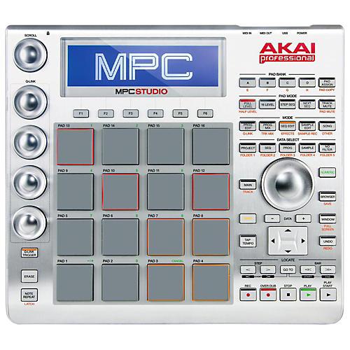 Akai Professional MPC Studio Slimline