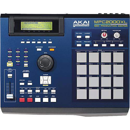 Akai Professional MPC2000XL-MCD Production Station-thumbnail