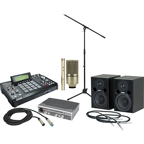Akai Professional MPC2500 Recording Package-thumbnail