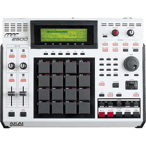 Akai Professional MPC2500LE Limited Edition Music Production Station-thumbnail
