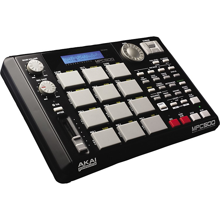 Akai Professional MPC500 Portable Music Production Center
