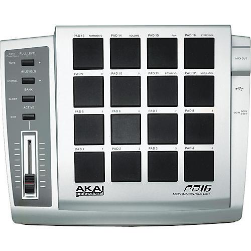 Akai Professional MPD16 USB/MIDI Pad Controller