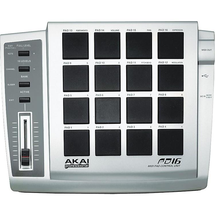 Akai ProfessionalMPD16 USB/MIDI Pad Controller