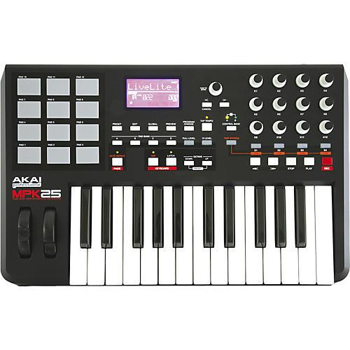 Akai Professional MPK25 Keyboard USB MIDI Controller